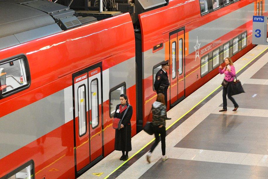 Несколько аэроэкспрессов между Внуково и Киевским вокзалом отменены в ночь с 15 на 16 ноября