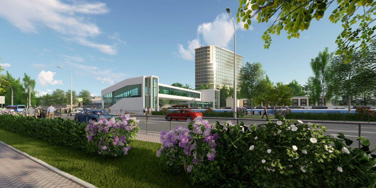 Надземный переход через железную дорогу появится между Савеловским и Белорусским вокзалами