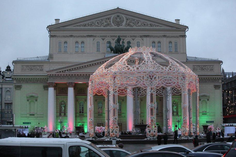 В Большом театре пройдет фестиваль Петра Чайковского