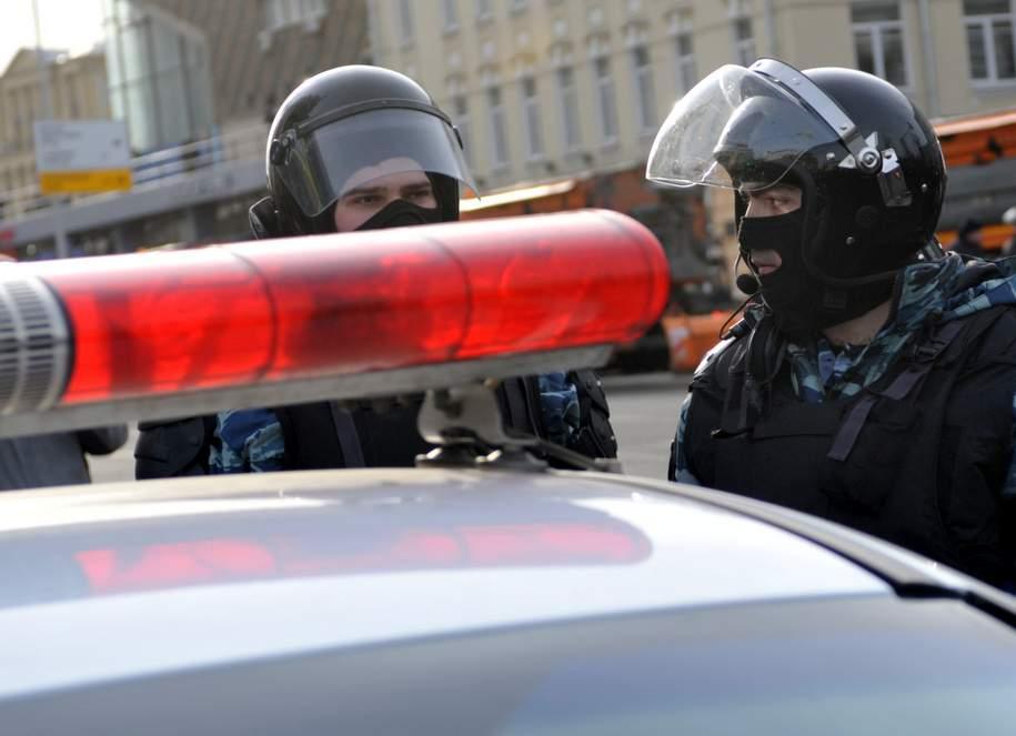 Сотрудник ФСО и один из нападавших убиты на ул. Большая Лубянка у здания ФСБ