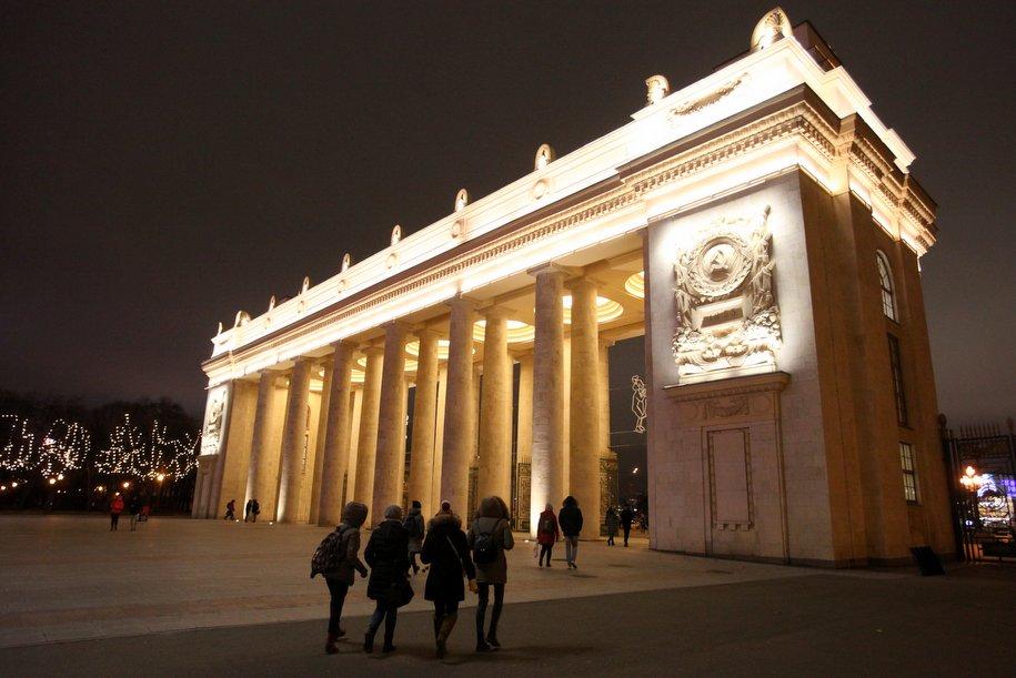 С декабря на катке Парка Горького будут давать свои концерты молодые исполнители