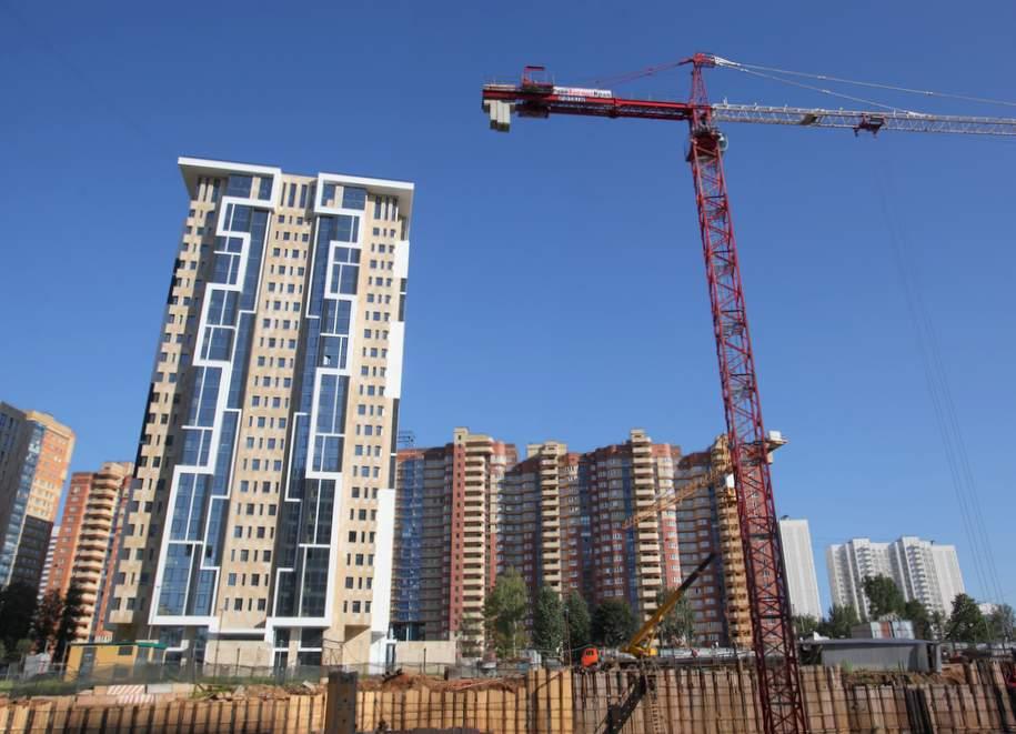 В Головинском районе до конца года построят дом по программе реновации