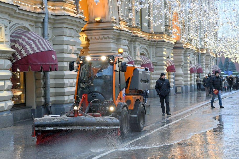 Погода в Москве еще неделю будет существенно отклоняться от нормы