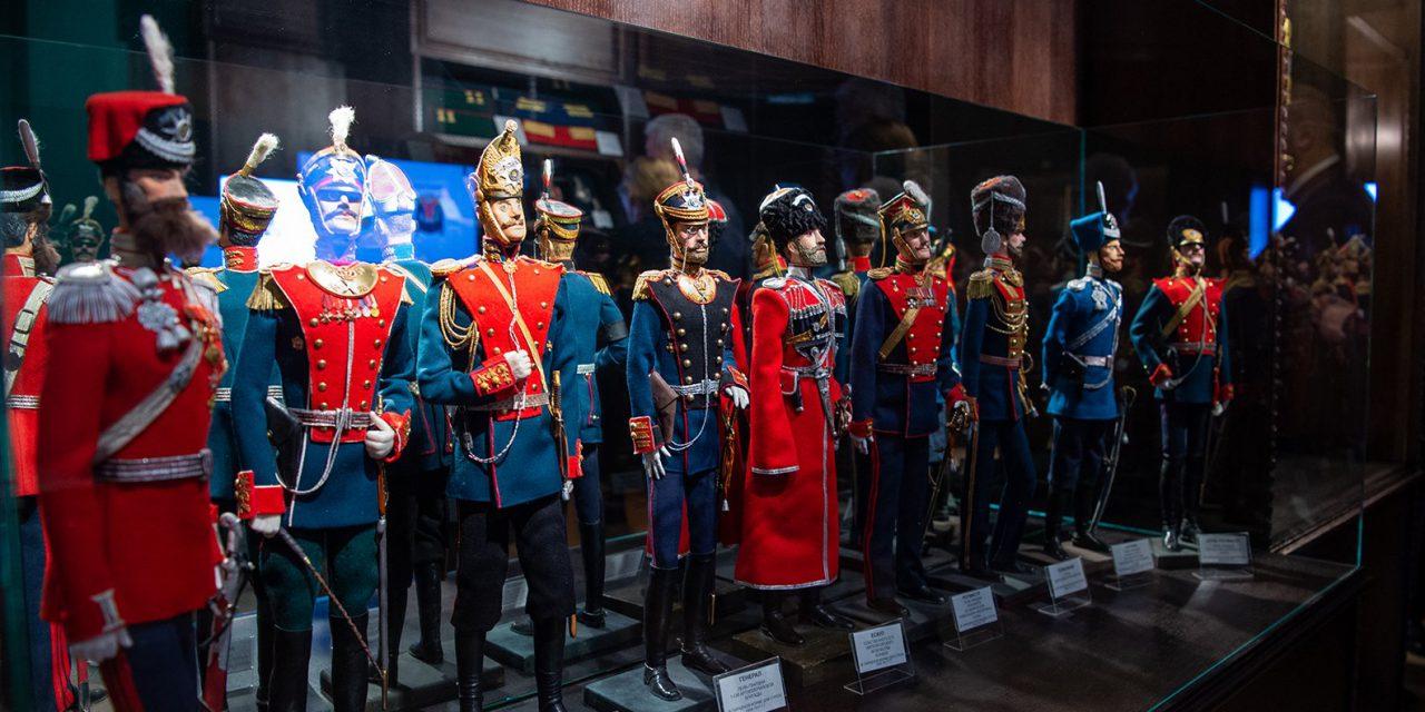 Музей военной формы одежды открылся в новом здании