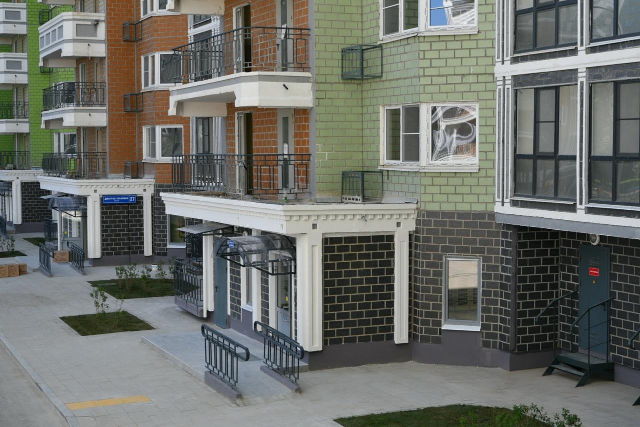 В районе Северный жители еще двух домов осматривают новые квартиры