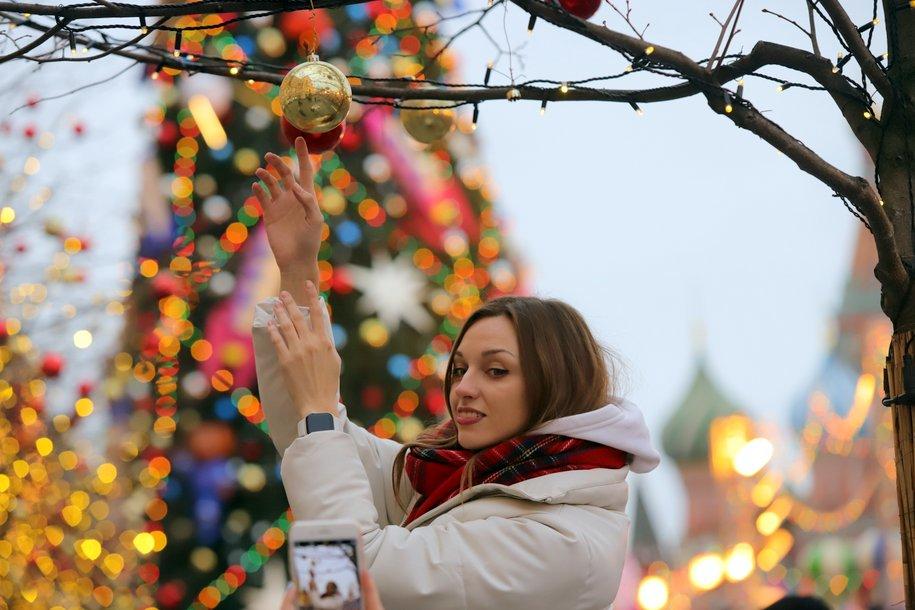 Атмосферное давление в Москве начнет заметно расти