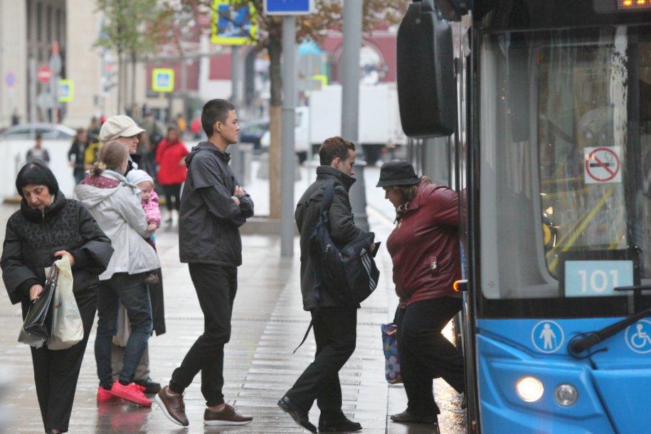Сергей Собянин подписал документ об изменении тарифов на городской общественный транспорт с 1 февраля 2020 г.