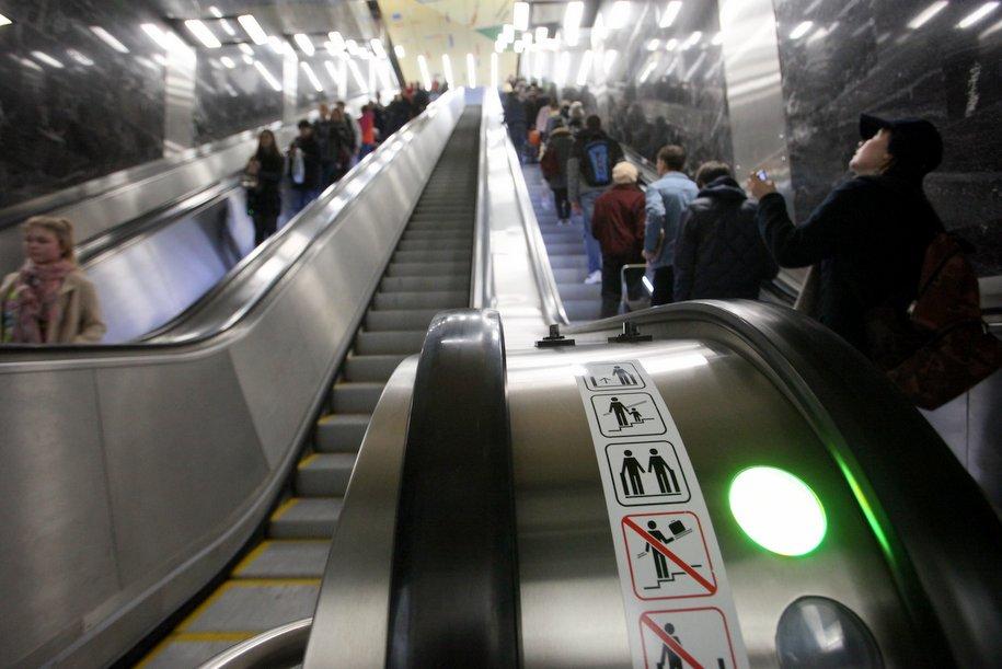 На станции БКЛ метро «Марьина Роща» будет самый длинный эскалатор