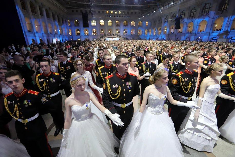 В московском Гостином Дворе состоится Кадетский бал