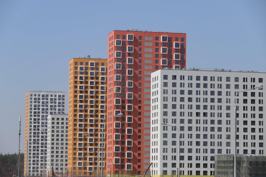 В Москве проектируется и строится 206 домов реновации