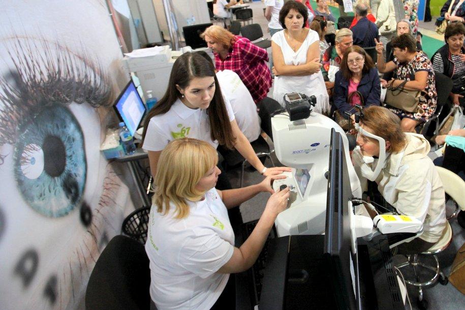 На ВДНХ будет проходить XVIII ассамблея «Здоровая Москва»