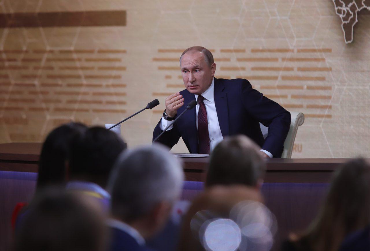 Решение WADA несправедливо и противоречит здравому смыслу — Путин
