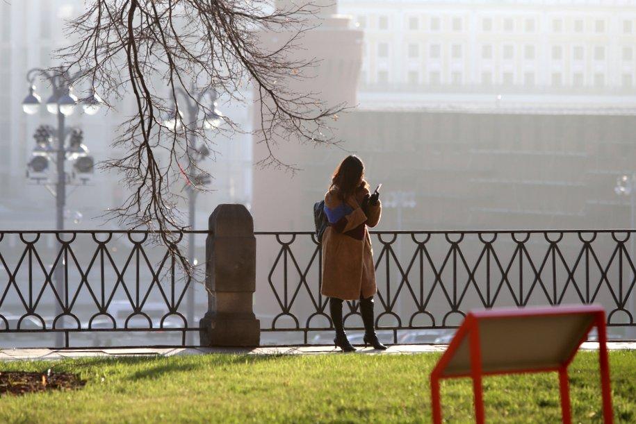 Ночь на вторник в Москве станет самой теплой в декабре