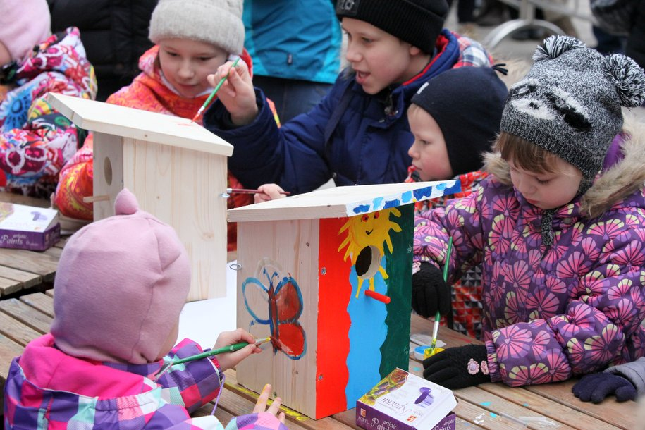 В поселении Внуковском построили детский сад на 300 мест