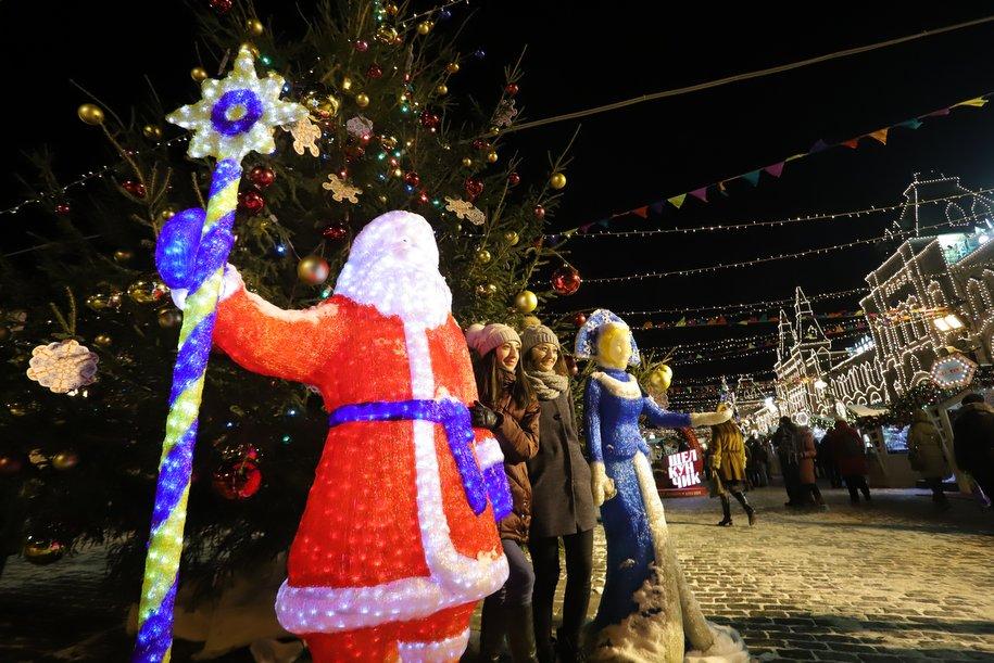 Весь общественный транспорт столицы будет бесплатным в новогоднюю ночь
