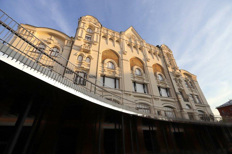 Обновленное здание Политехнического музея будет открыто через год