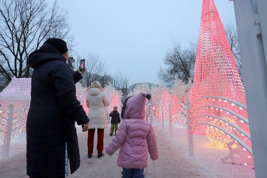 Декабрь 2019 г. стал вторым среди самых теплых за всю историю метеонаблюдений в Москве