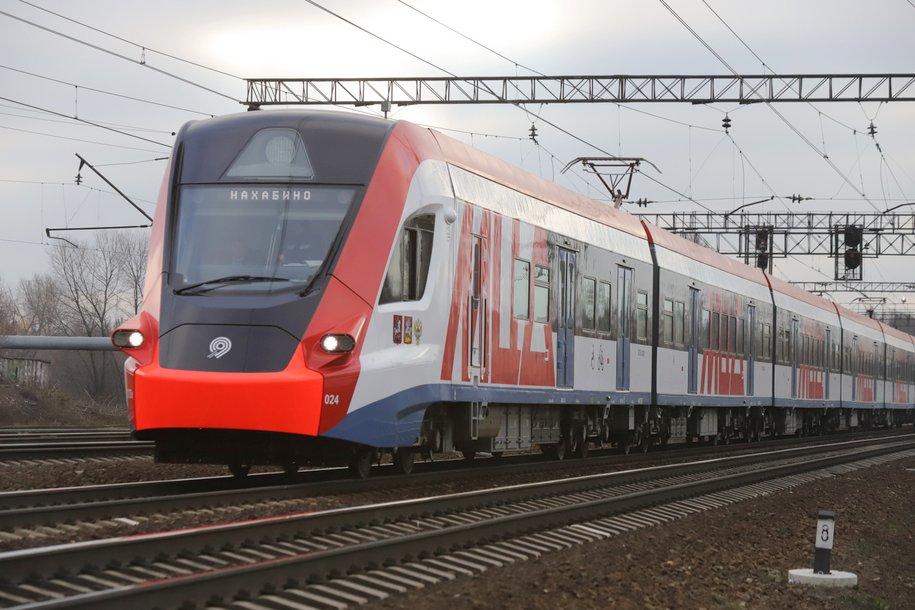 Строительство станции МЦД-1 «Славянский бульвар» планируют завершить в июне 2020 г.