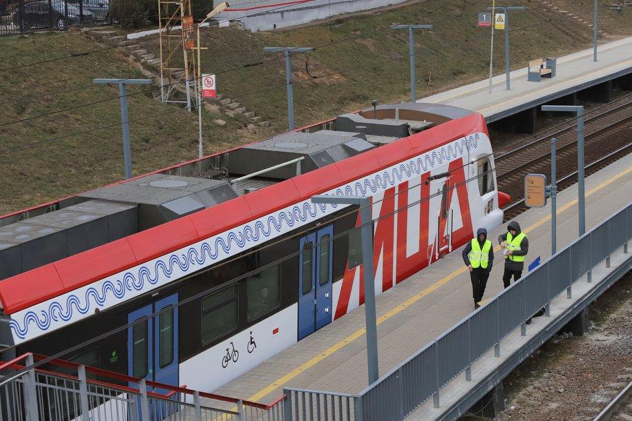 Реконструкцию станции Подольск МЦД планируется завершить в 2020 году