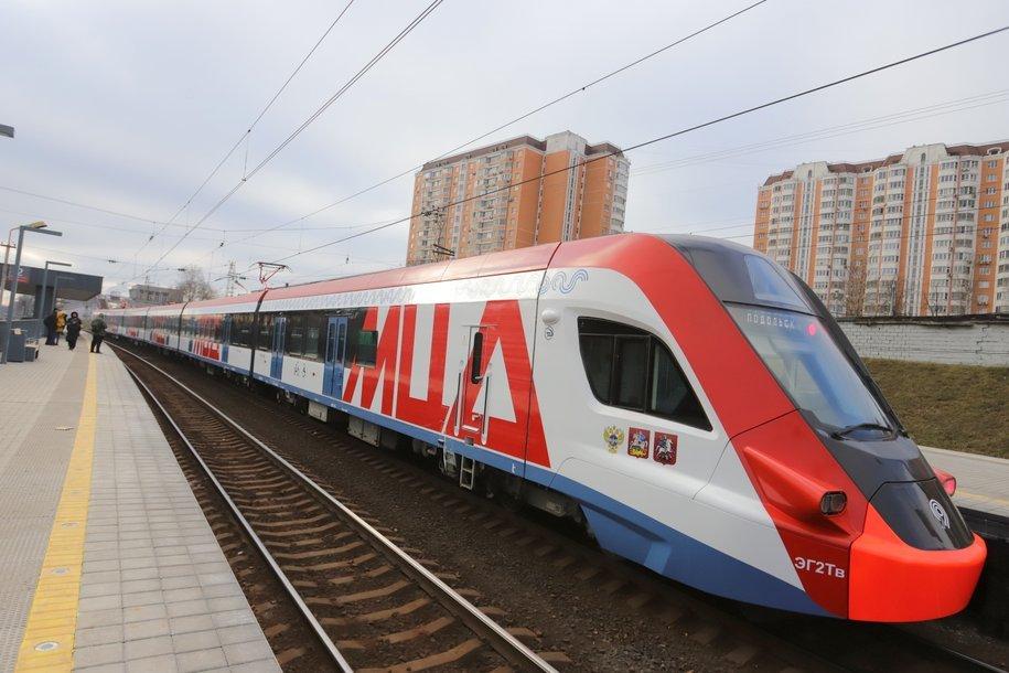 Дежурные сотрудники метро на станциях МЦД помогли свыше 250 тыс. пассажирам