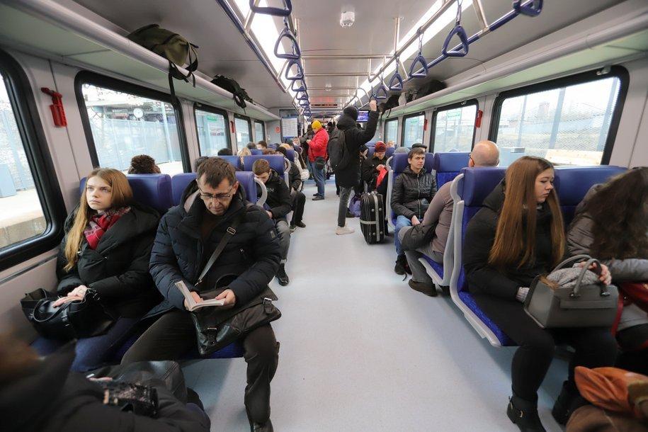 Пассажиры отметили улучшение качества поездок на МЦД