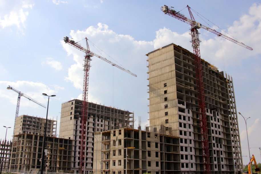 В Головинском районе началось строительство жилого дома по программе реновации