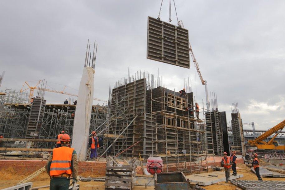 Жилой комплекс с детским садом и школой планируют построить в Куркино