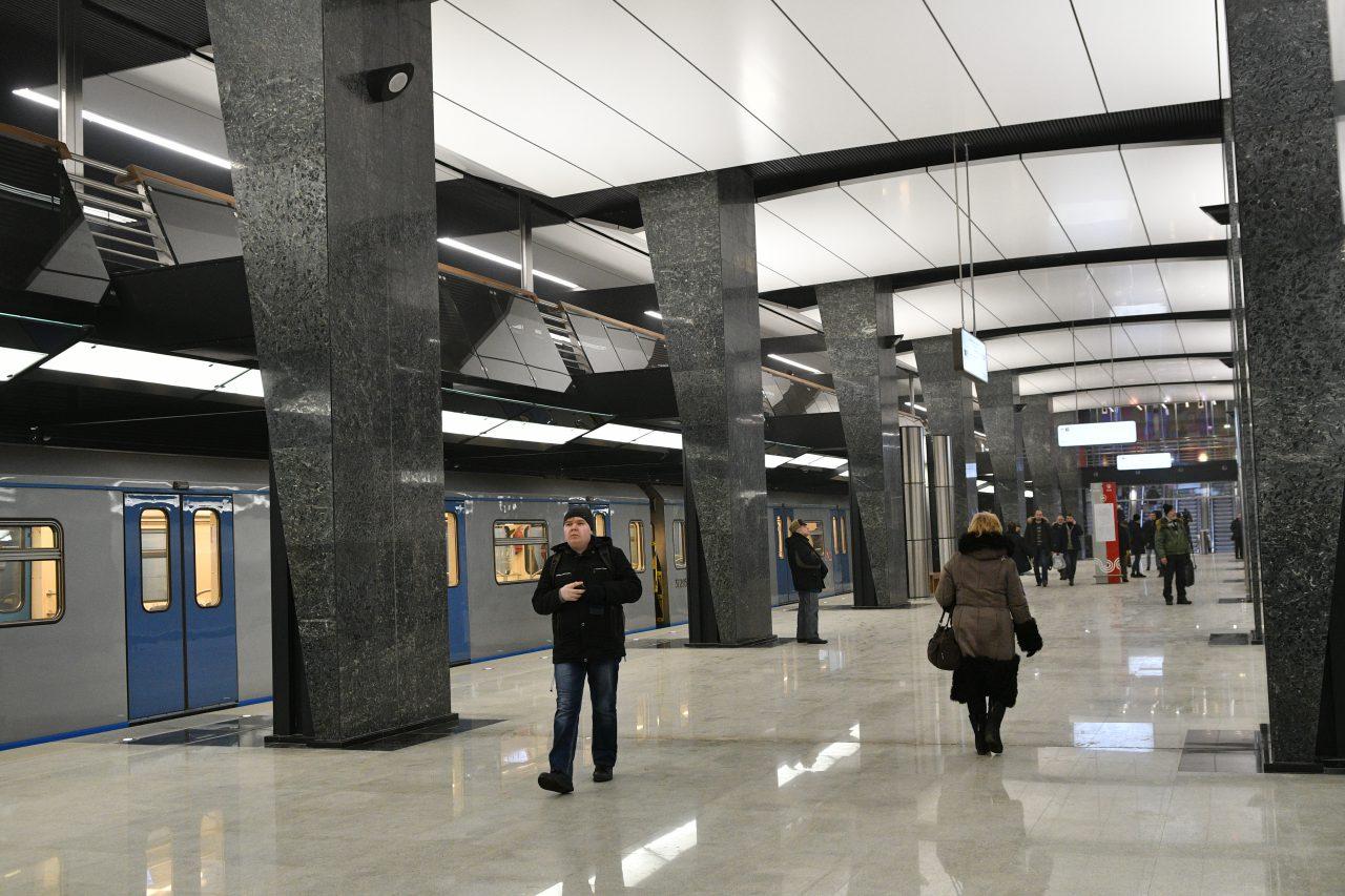 Транспортный комплекс Москвы усилит меры безопасности во время новогодних праздников