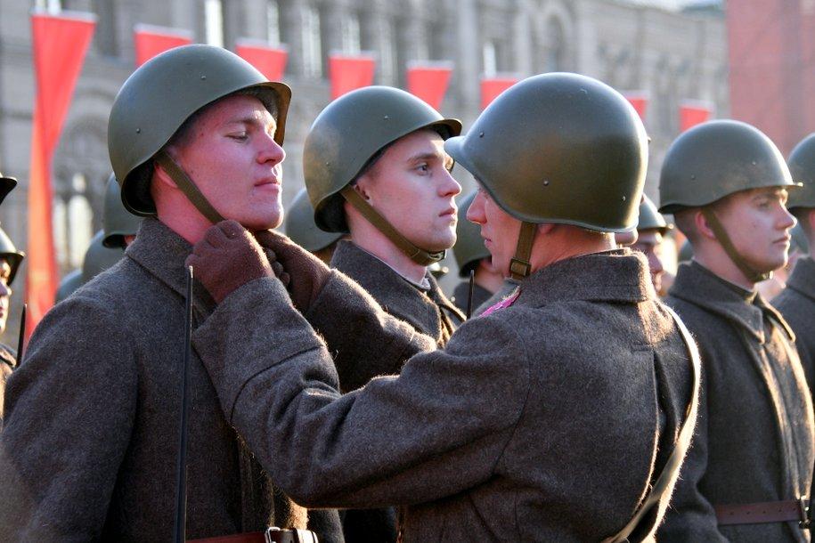 Реконструкторы покажут Битву под Москвой в парке «Патриот»