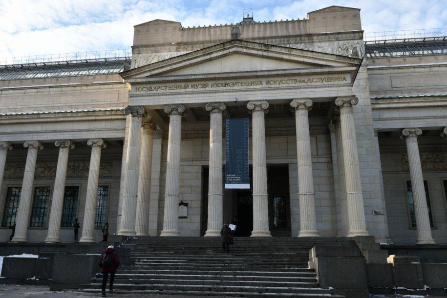 У Пушкинского музея появится подземная часть