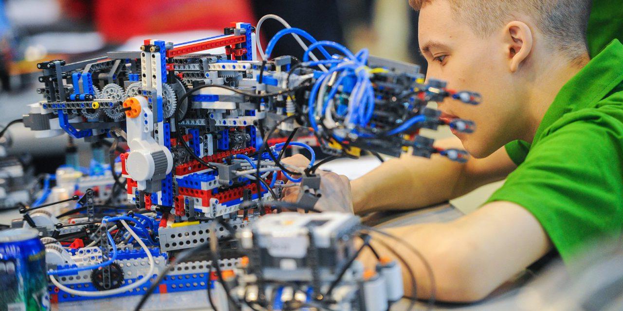 На севере столицы открылся детский технопарк «Инжинириум»