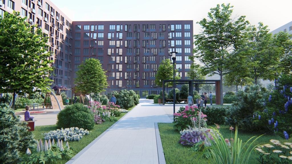 Реновация сделает столичные районы комфортными и безопасными