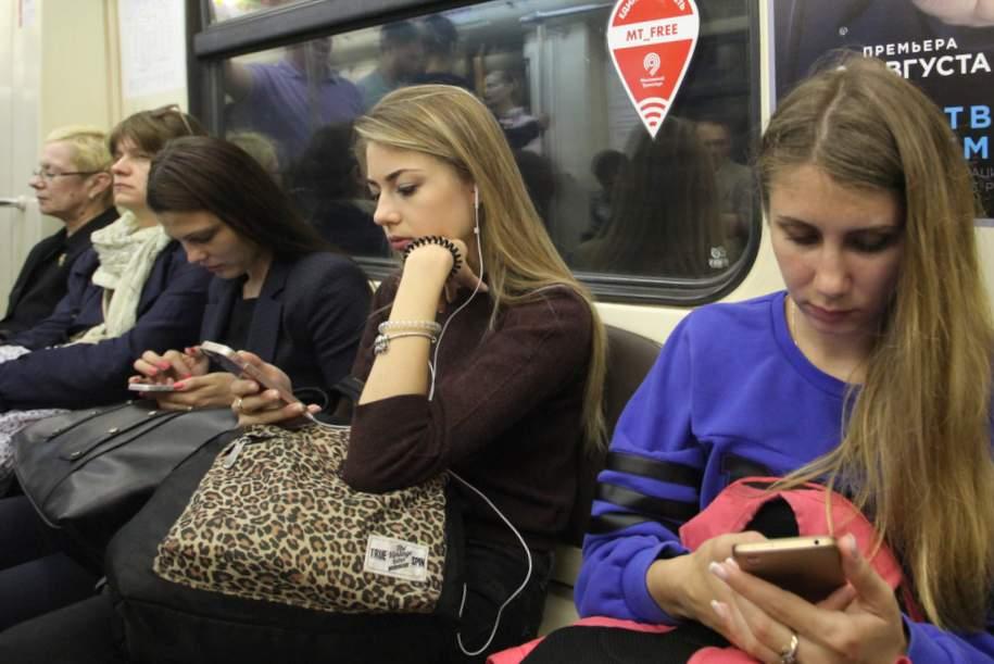 Скорость Wi-Fi в столичной подземке увеличится до 200 мб/с — Собянин