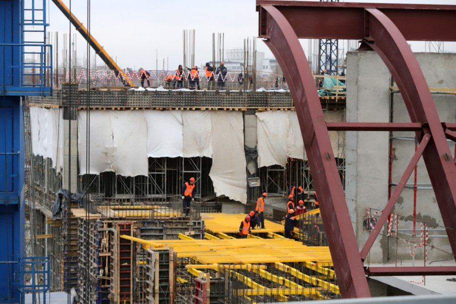 В Москве будут строить 10-12 новых станций метро ежегодно
