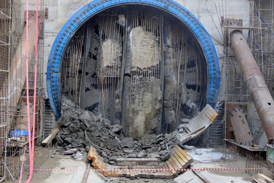Приобретение «Мосметростроя» позволит городу эффективнее решать задачи по строительству метро