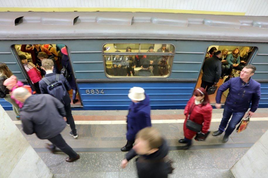 Более 4 млн человек воспользовались метро и МЦК 6 января