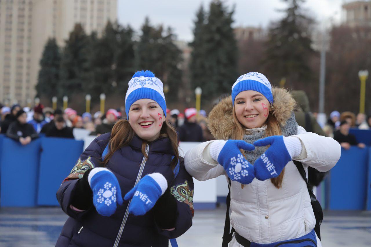 Более 50 тысяч человек отметили День студента в Москве