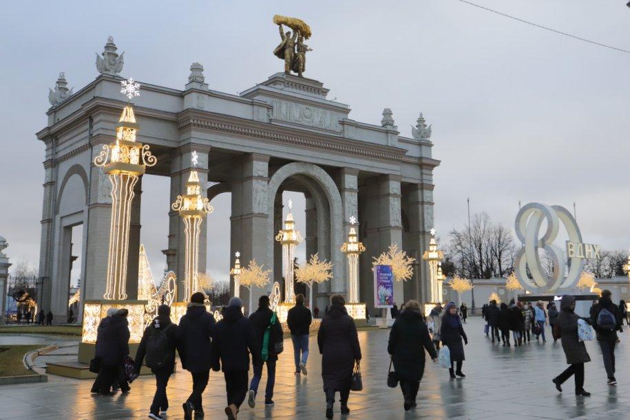 Юбилейные выставки ВДНХ посетили 140 тысяч человек
