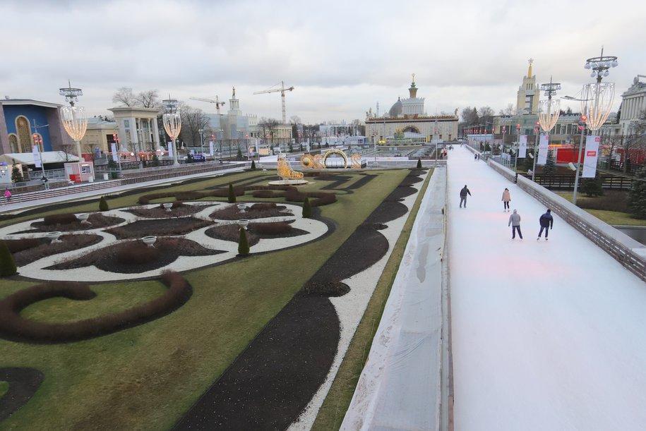 В столице побит температурный рекорд