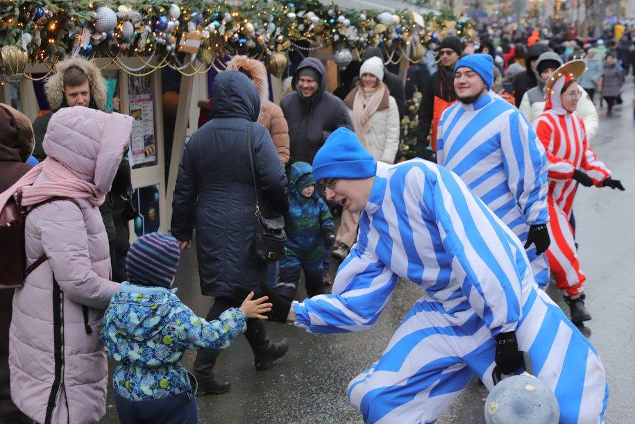 Более 67 тысяч пользователей посетили портал «Узнай Москву» в новогодние праздники