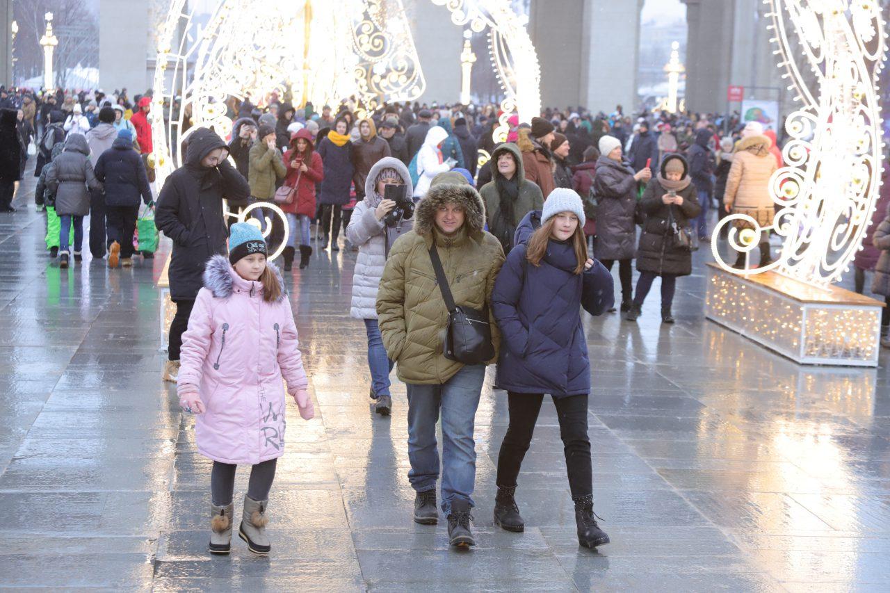 В ближайшие дни в Москве похолодает до минус 10 градусов