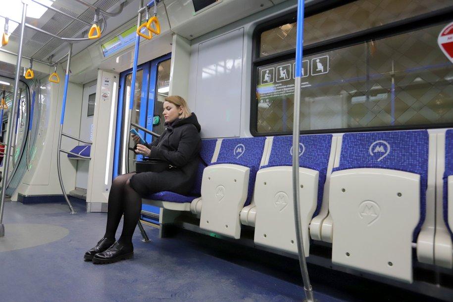 Тестирование поездов «Москва 2020» в столичном метро планируют начать в марте