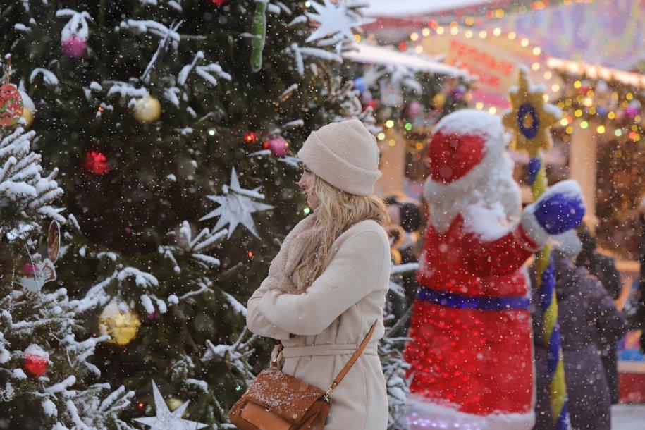 Нынешний январь в России уверенно идет к званию самого теплого за 200 лет