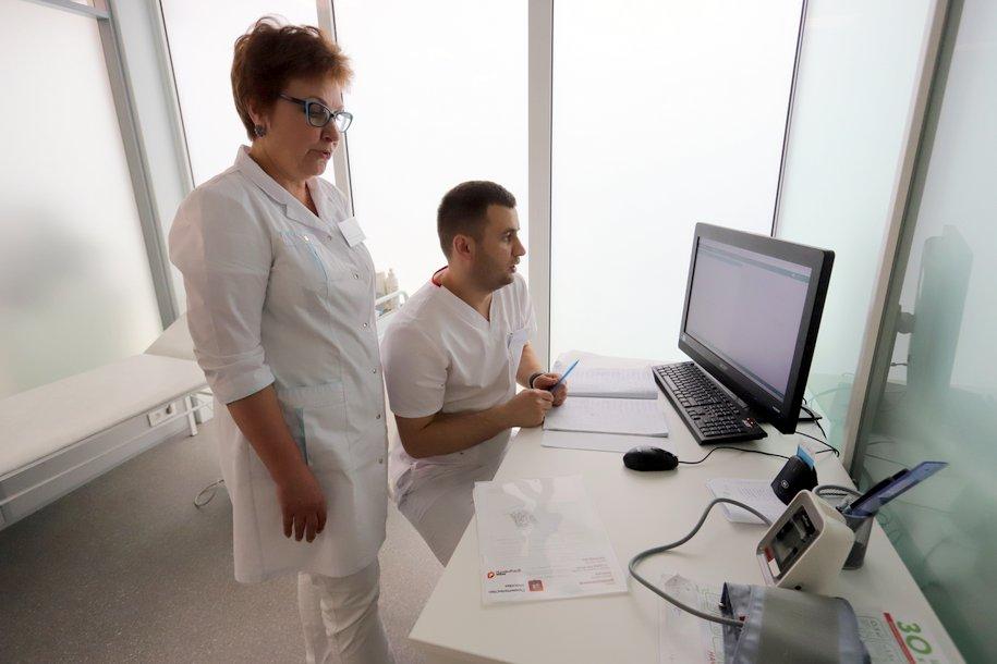 В Тропарево-Никулино открылась детская поликлиника