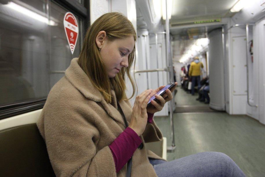 Рекордное количество пассажиров мосметро перевезло 27 декабря