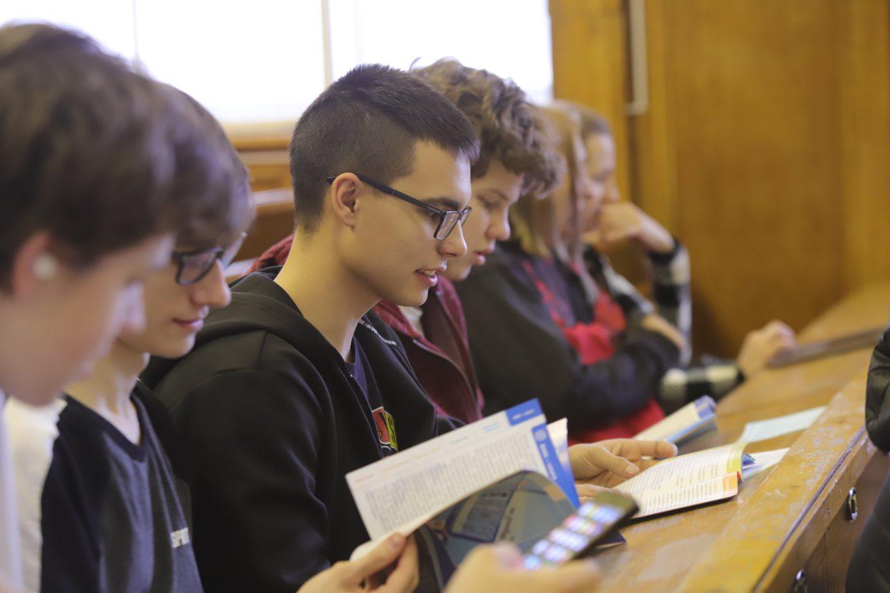 Во Дворце спорта «Мегаспорт» пройдет студенческий фестиваль предпринимательства