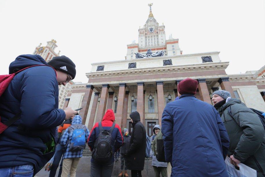 Новый прогулочный маршрут «День студента — день Татьян» появился на портале «Узнай Москву»