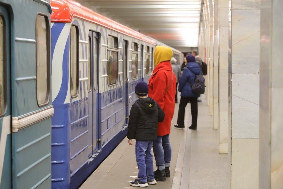 Движение на Арбатско-Покровской линии метро вводится в график после проверки одного из составов