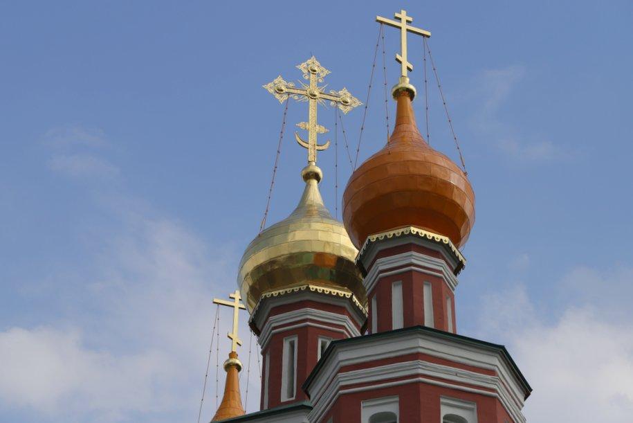В столице построено около 60 новых храмовых комплексов