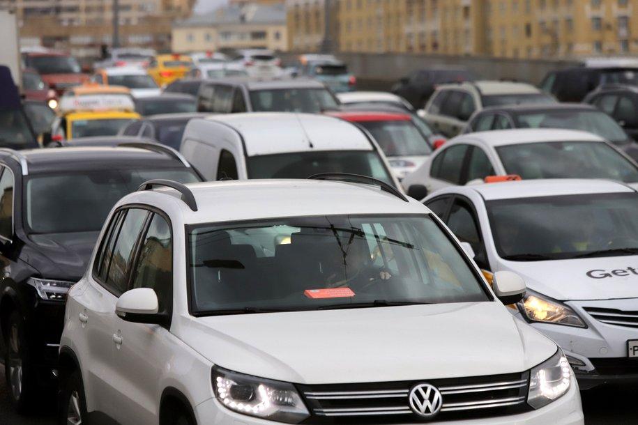 Аналитики назвали самые популярные автомобили России